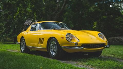1967 Ferrari 275 GTB 4 by Scaglietti