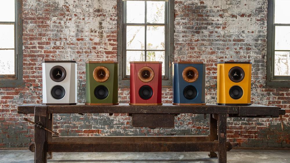 Fleetwood Sound Company's DeVille loudspeakers.