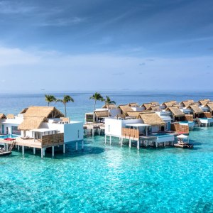 The Emerald Maldives Resort & Spa.