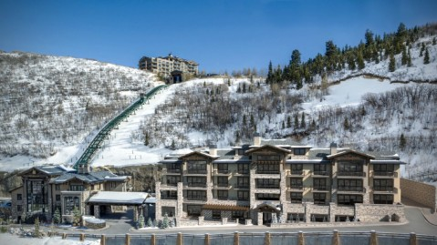 Residences at Snow Park Deer Valley St. Regis