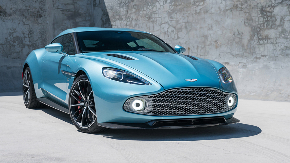 Aston Martin Zagato Almost Sells For 400 000 Less Than Original Price Robb Report