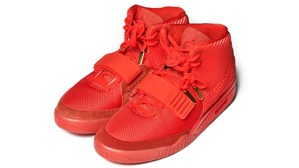 Steve Harris Nike Yeezy