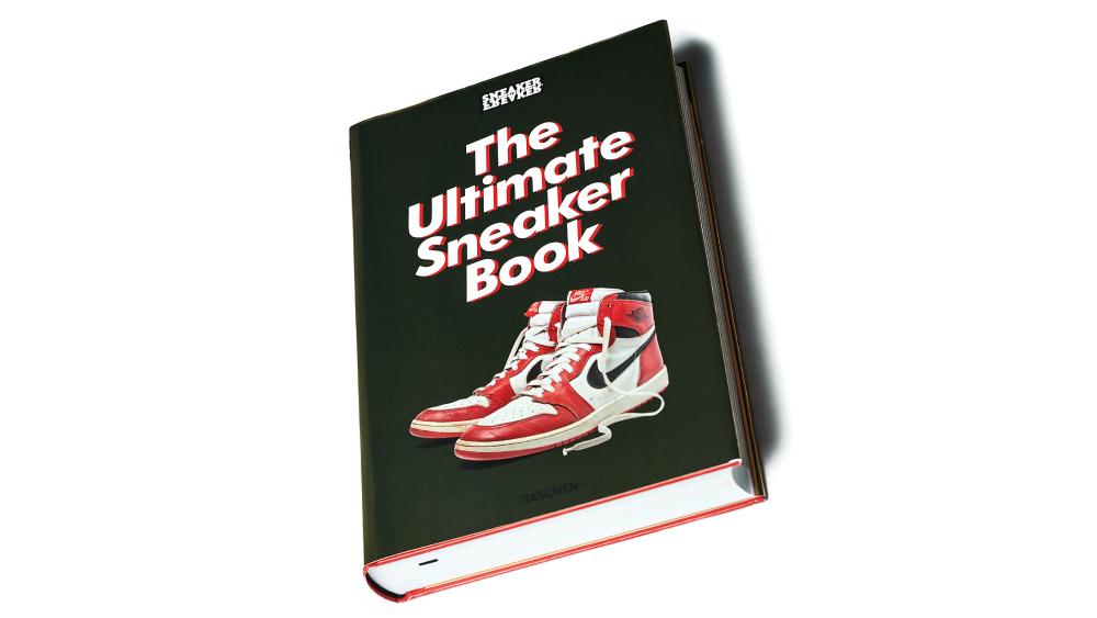 Steve Harris sneaker book