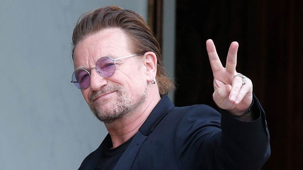 In 2017, Omaze offered the chance to play mini golf with Bono and the rest of U2 to support (RED), the frontman's charity to fight HIV/AIDS.