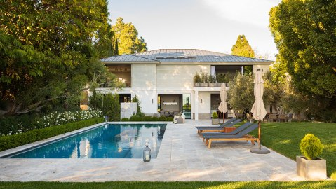 Beverly Hills, Crest Court, California, Real Estate