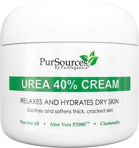 PurSources Urea Foot Cream
