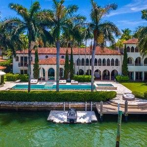 Cher, Miami Beach, Mansion