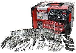 Craftsman Mechanic's Tool Set