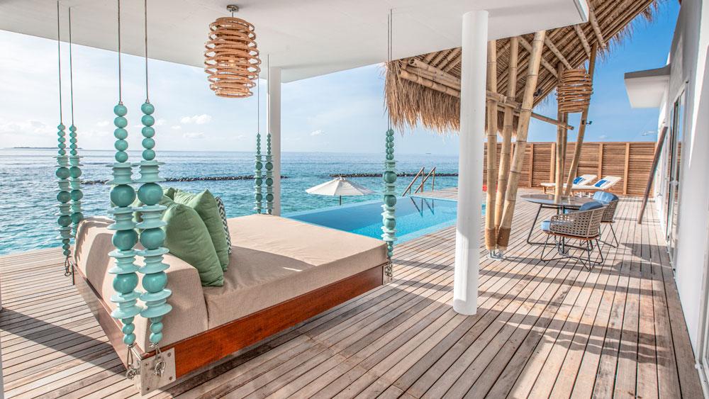 The Emerald Maldives Resort & Spa.
