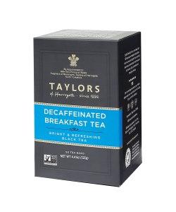 Taylors of Harrogate Decaffeinated Breakfast Tea