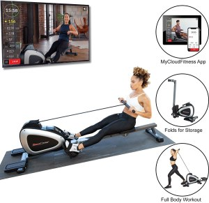 Fitness Reality Magnetic Rower