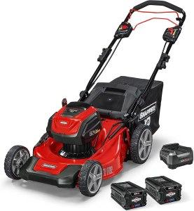 Snapper XD 82V MAX Cordless Self-Propelled Lawn Mower