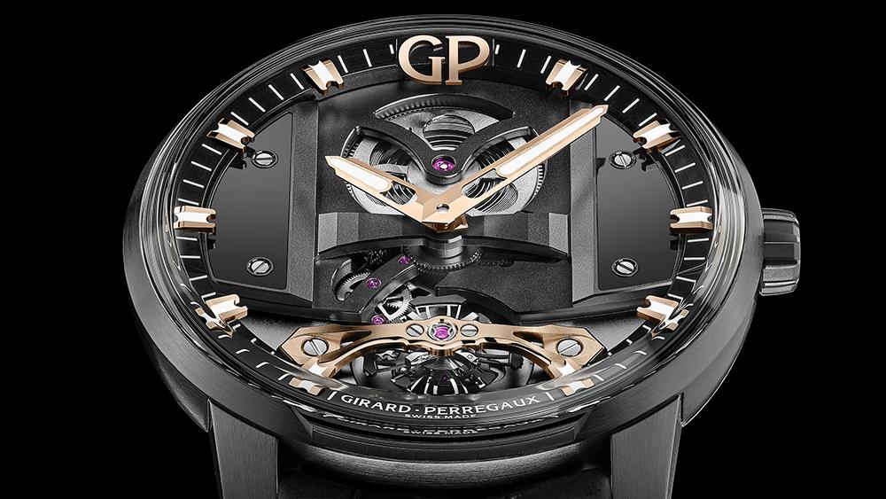 Girard-Perregaux Free Bridge Infinity Edition
