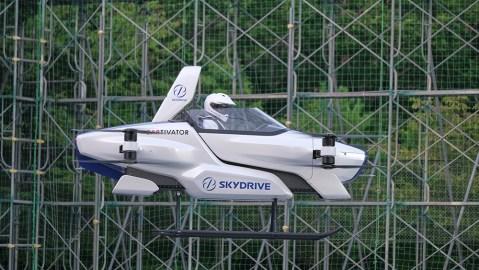 SkyDrive SD-03 Flying Car