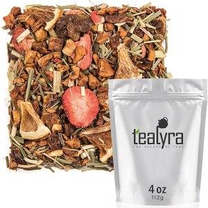 Tealyra Fruity Herbal Loose Leaf Tea