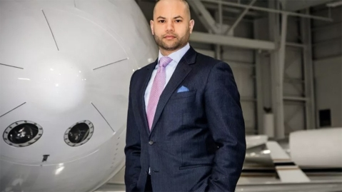 Anthony Tivnan of Magellan Jet