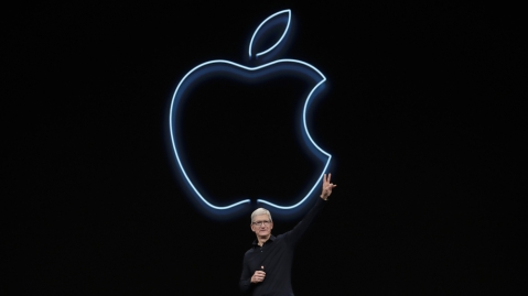 Tim Cook Apple most valuable company