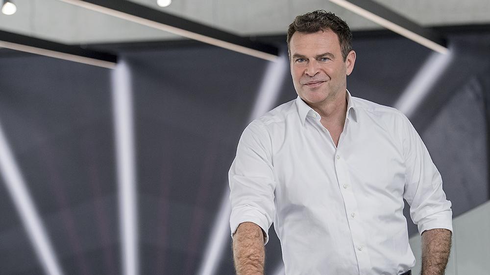 Aston Martin CEO Tobias Moers