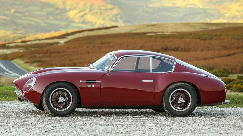 This 1961 Aston Martin Db4 Gt Zagato Could Sell For Over 11 Million Robb Report