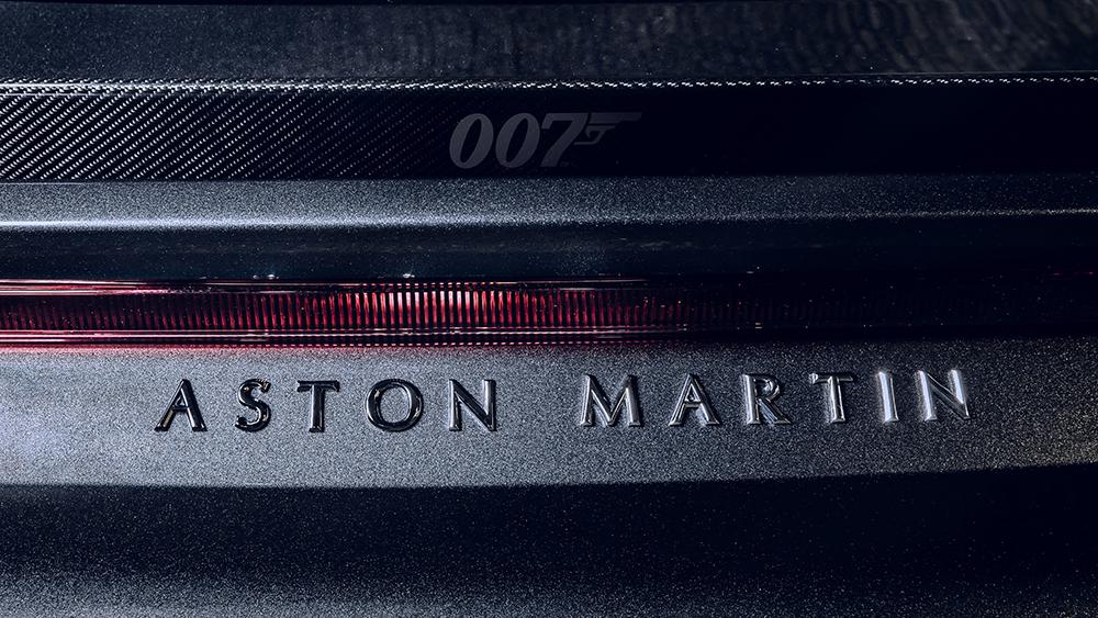 Aston Martin Superleggera 007 Edition