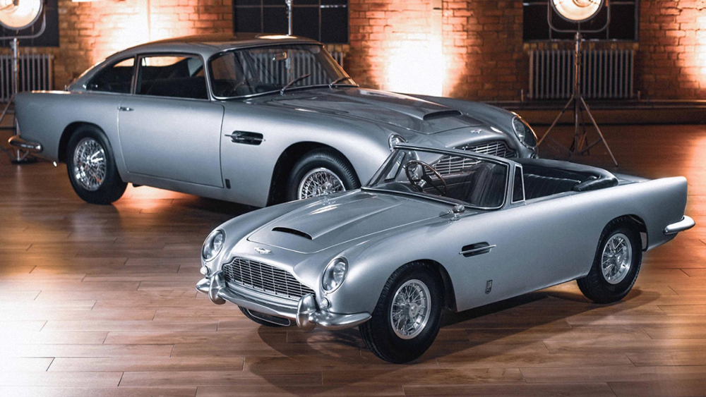 Aston Martin DB5 Little Car Company