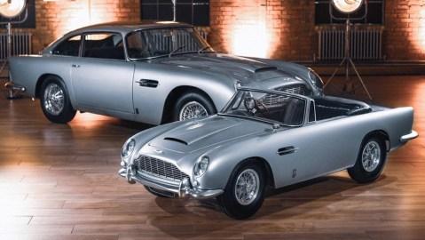 Aston Martin DB5 Little Car Company