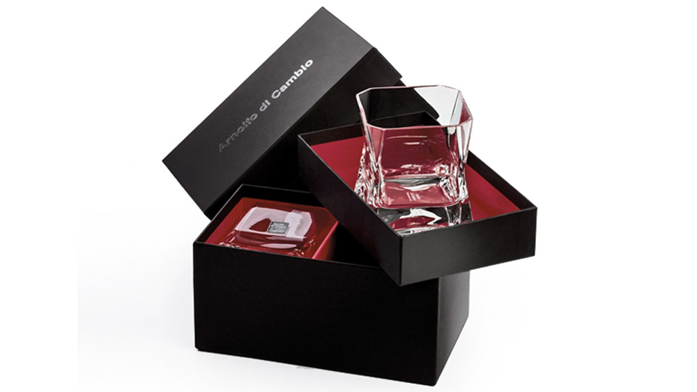 Blade Runner Glass Double Old Fashioned Glass Two Pack