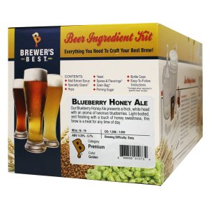 Brewer's Best Home Brew Beer Ingredient Kit