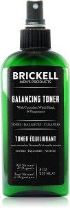 Brickell Balancing Toner For Men