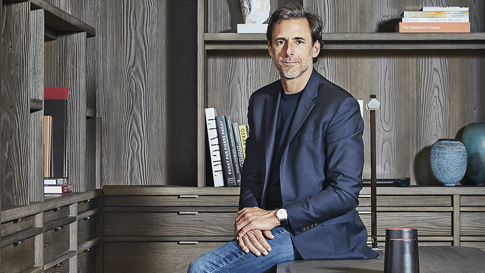 Christophe Caillaud CEO of LIAIGRE