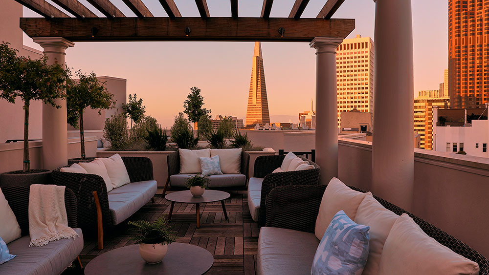Inside Nob Hill S New Crescent Building Penthouse In San Francisco Robb Report