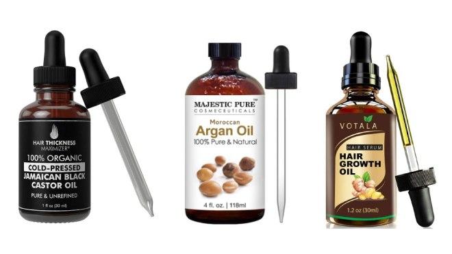 Hair Oil, Amazon