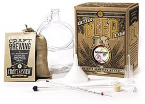 Craft A Brew Home Brewing Kit for Beer