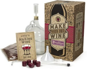 Craft a Brew Home Merlot Making Kit