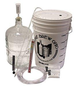 Winemakers Depot Wine Making Equipment Kit