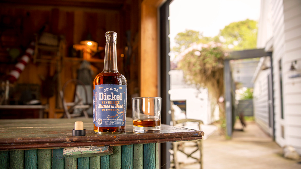 George Dickel Bottled in Bond 11
