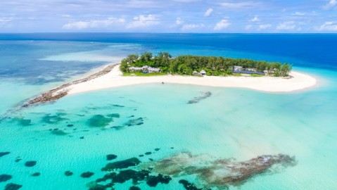 Thanda Island Tanzania