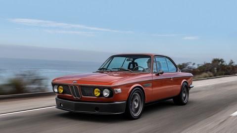 1974 Speedkore BMW 3.0 CS