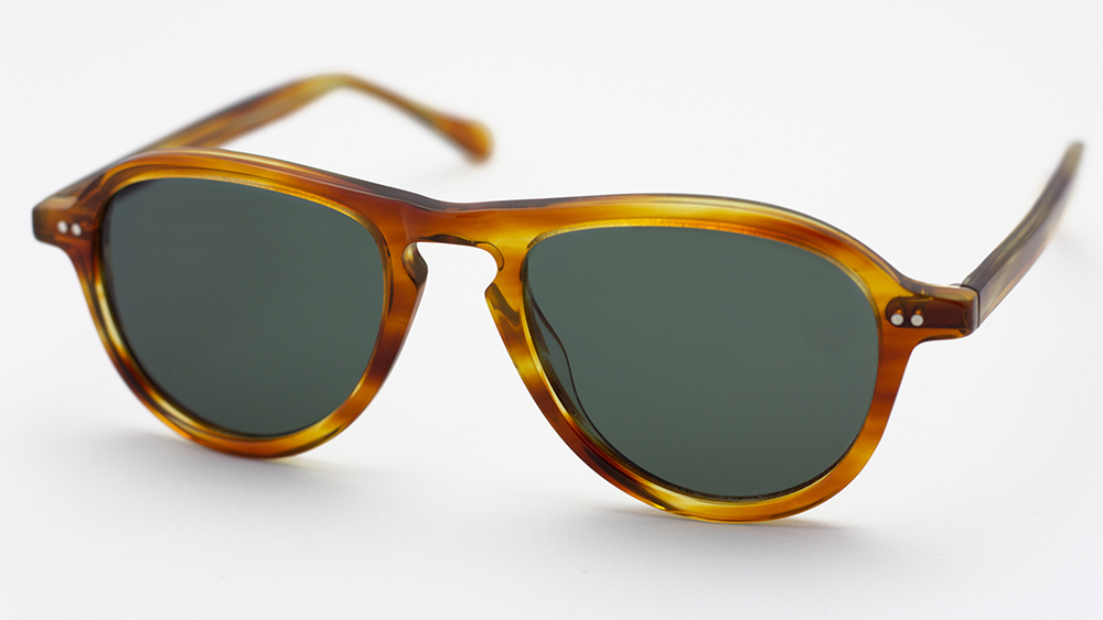 'The Californian' in Desert Sun acetate.