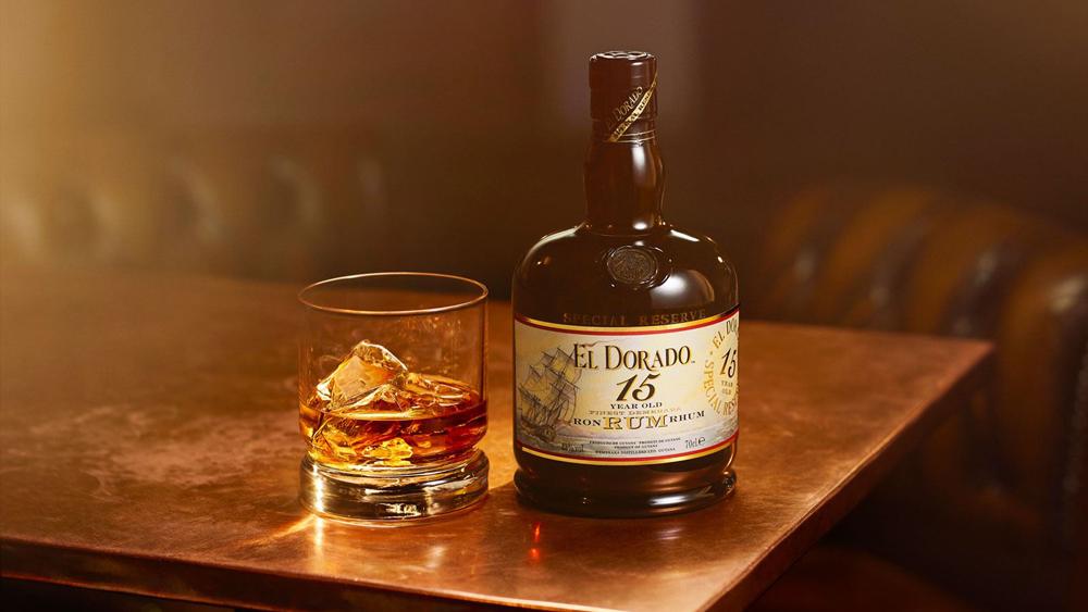 el dorado 15 rum