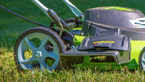 Amazon, Lawn mower