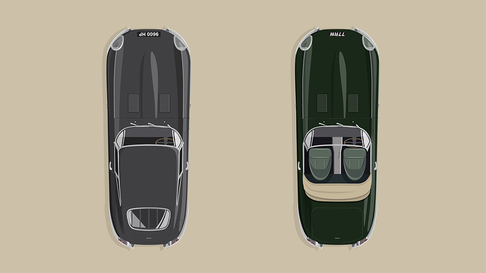 The E-type 60 Collection
