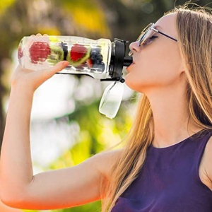 The Best Infuser Water Bottles on Amazon
