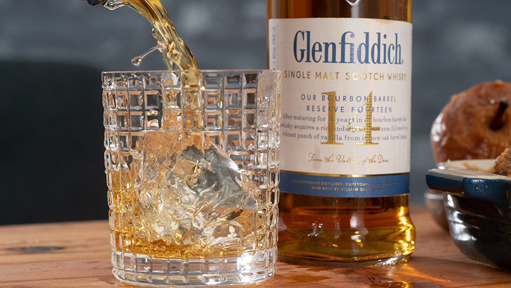 Glenfiddich 14 YO Bourbon Barrel Reserve