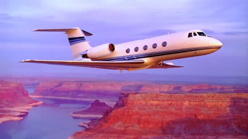 Gulfstream GII