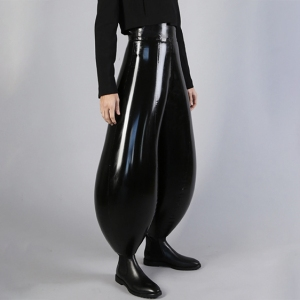 Harri's 'Black Limo' Inflatable Trousers