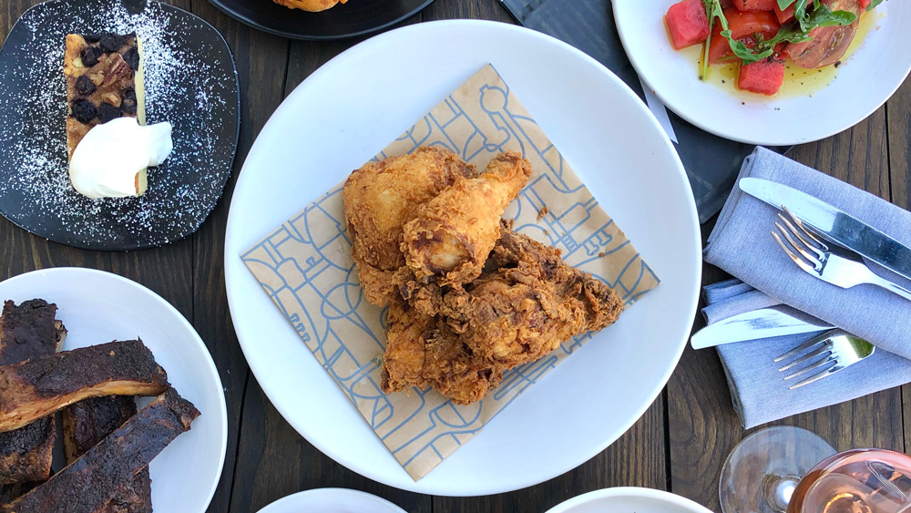 spanish fried chicken hollywood bowl
