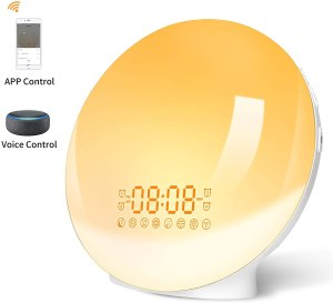 LBell Intelligent Wake-Up Light