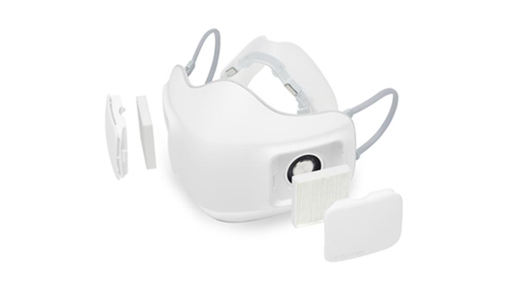 LG's PuriCare Wearable Air Purifier
