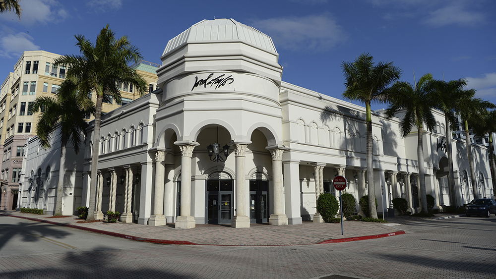 Lord andTaylor is reportedly preparing to liquidate its stores and could close them permanently due to the Coronavirus COVID-19 pandemic on May 11, 2020 in Boca Raton, Florida.